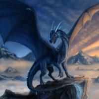 Красивые цитаты про драконов(100  цитат)