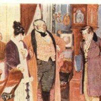 Крылатые выражения Фамусова из комедии Горе от ума(30 выражений)