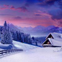 Красивые фразы про зиму  (600 фраз)