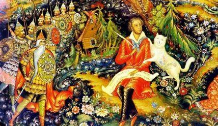 Крылатые выражения из сказок А. С. Пушкина(30 выражений)