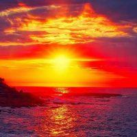 Красивые цитаты про закат(300 цитат)